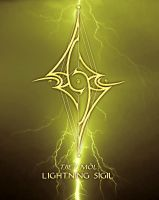 Lightning Sigil by AenTheArtist