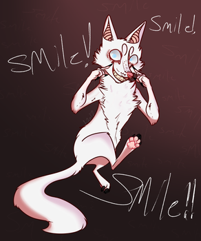 Smile Smile Smile by xX-ForgetMe-Xx