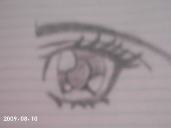 old eye practice by TheMoliminous