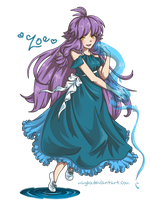 Zoe .:Rika Chan Commission:. by Magko