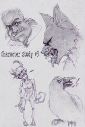 Character Study 3 by Nocturnal-Doll