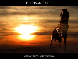 The Final Statue Wallpaper by Hayter