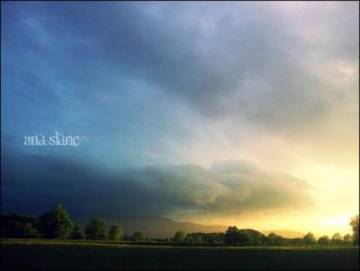 After the storm by AnchK