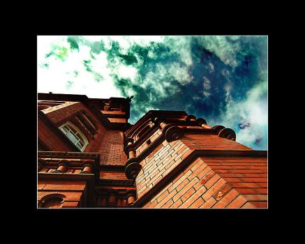 Red Brick by 1andy1