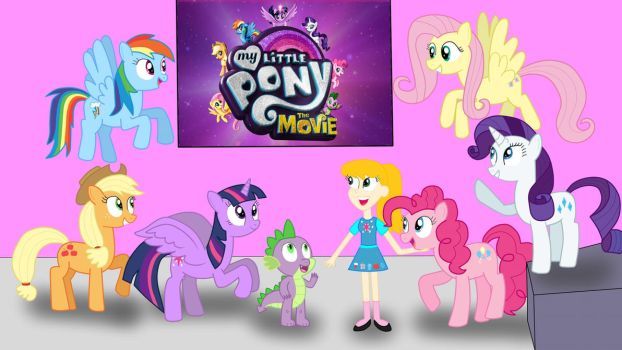 We Got This Together - Fiona and the Mane Six by 04StartyCornOnline88