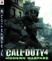 COD4 Cover PS3 by 2GRK