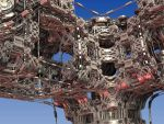 Menger In The Sky by Undead-Academy