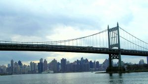 Triboro Cityscape by eve14