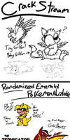 The Stream of the Rapper Nuzlocke by DragonwolfRooke