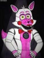 Sister Location: funtime Foxy by clonetrooper66