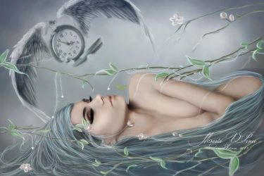 The undreamed of hours by Marazul45