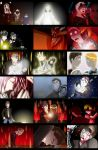 silent hill 1 anime endings by WinterSpectrum
