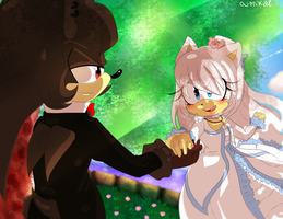 |Art Trade| Come with me by HimeMikal