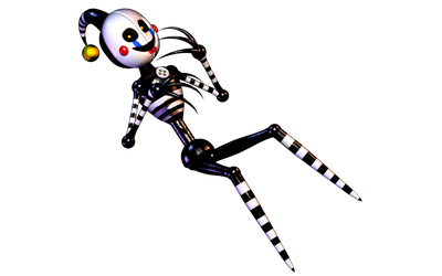 C4d | Stylized Security Puppet | Full Body by The-Smileyy