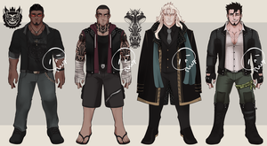 [Adopts] Casual || USD/Flat | closed by skele-tea