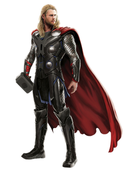 Thor - Transparent by Asthonx1