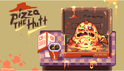 Pizza The Hutt by AlbertoV