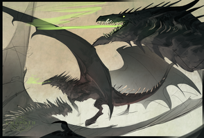 Dragon Concepts  by Hepoth
