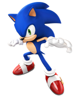 Sonic is ready to go! (Upgraded) by FinnAkira