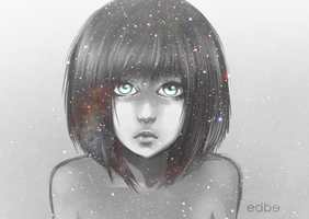 Cosmos by miss-edbe