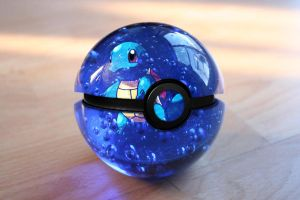 The Pokeball of Squirtle by wazzy88