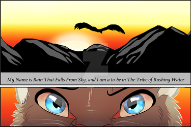 The Quest Unknown :Prologue: Page 1 by StormyyCloud
