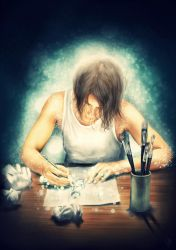 The Magic of Creating by Cetosc