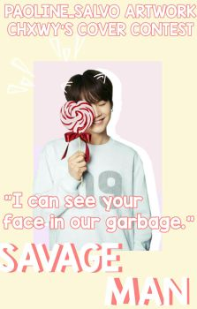 Savage Man Featured By Suga by itsmepaolineyi123