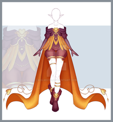 [Close] Adoptable Outfit Auction 209 by Kolmoys