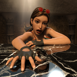 Manual Grab by tombraider4ever