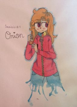 {Commission} Orion by Pusheen-Tfm