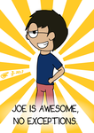 For All the Joes Out There (Rule 1000 Redux) by Its-Joe-Time