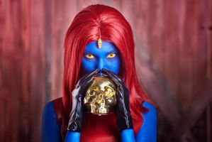 Mystique. Xmen. Marvel by MarinaReIkO