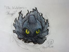 The Watchers - Shuppet by Gorsecloud