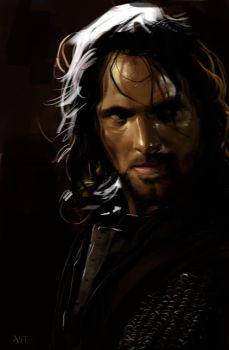 Aragorn by Arcturian627