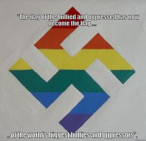 THE LGBT PENDULUM HAS SWUNG TOO FAR THE OTHER WAY by ChristianTruthTeller