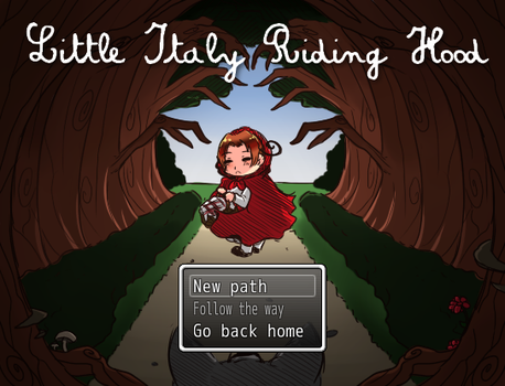 [UPDATE - Little Italy Riding Hood] Preview by Niutellat