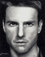 Tom Cruise by Doctor-Pencil