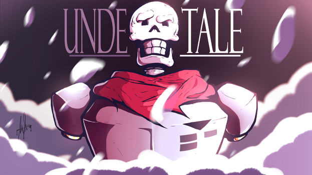 Wallpaper - Undertale (Genocide Route) by iAbokai