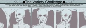 Variety Challenge by muse33