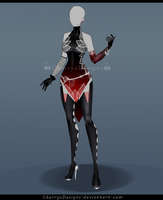 (closed) Outfit Adopt 656 by CherrysDesigns