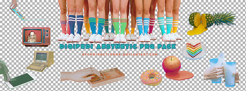 [13082017] STOCK PaCK | DIGIPEDI aESTHETIC by btchdirectioner