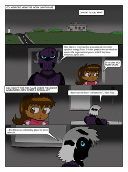 Put Together with God's Glue Part 5 by JohnnyFive81