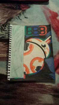 BB8 by thelithianqueen