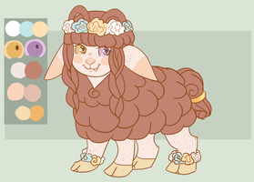 [ADOPT] Brown sheep - OTA // Closed by ltchee