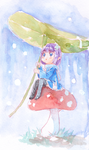 Raining by loli-drop