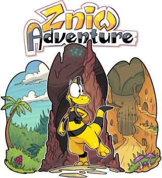 Zniw Adventure T-shirt Graphic by Twarda8