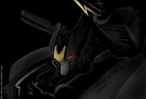 -Shadow Blade Sideswipe- by SasaTheEvil