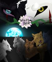 Wolf's Rain by Color-Cat