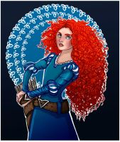 Merida by Enife